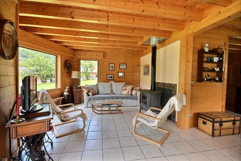 Séjour Location Chalet 517 Saint Jean d'Aulps- La Grande Terche