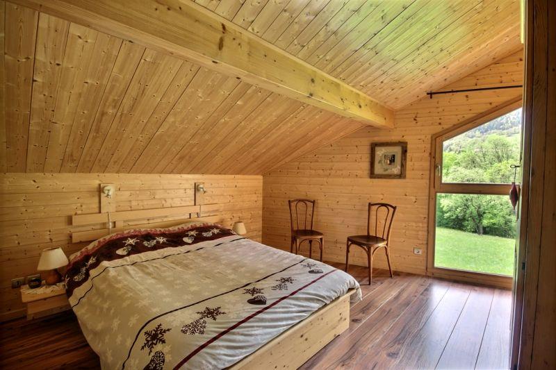 chambre 1 Location Chalet 517 Saint Jean d'Aulps- La Grande Terche