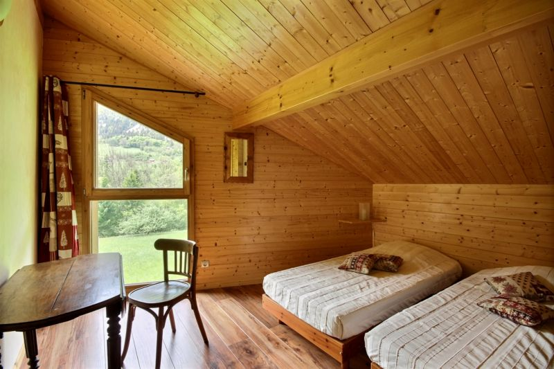chambre 2 Location Chalet 517 Saint Jean d'Aulps- La Grande Terche