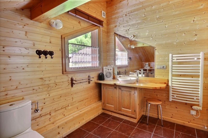 salle de bain Location Chalet 517 Saint Jean d'Aulps- La Grande Terche