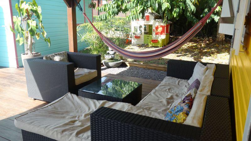 Terrasse Location Villa 51813 Sainte Anne (Guadeloupe)