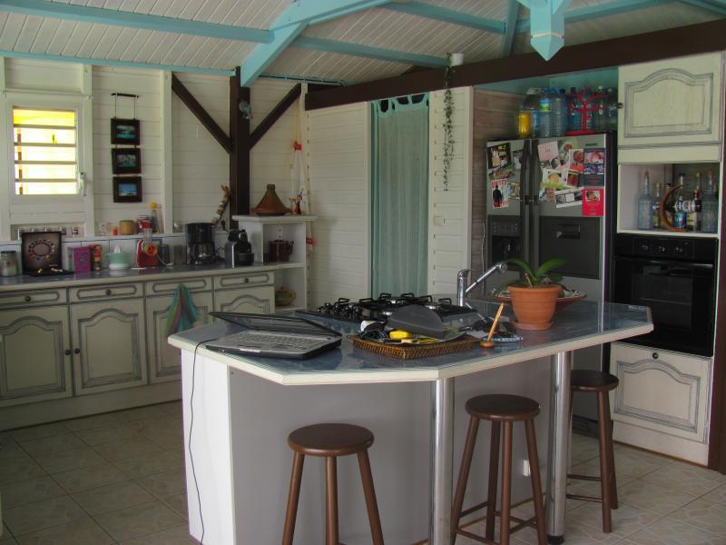 Cuisine américaine Location Villa 51813 Sainte Anne (Guadeloupe)