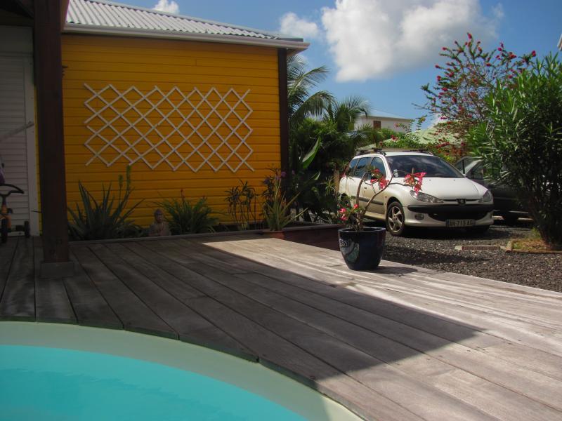 Entrée Location Villa 51813 Sainte Anne (Guadeloupe)