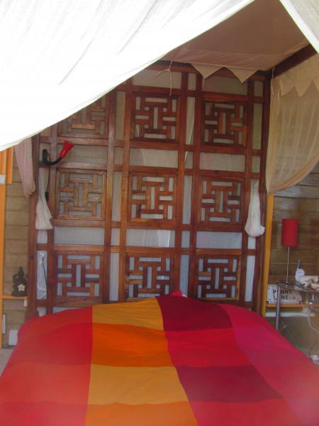 chambre 1 Location Villa 51813 Sainte Anne (Guadeloupe)
