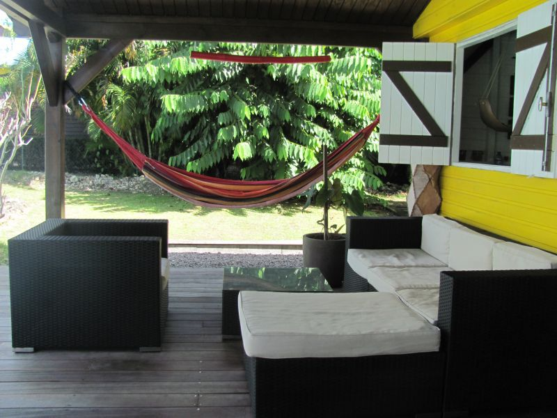 Terrasse Location Villa 51813 Sainte Anne (Guadeloupe)