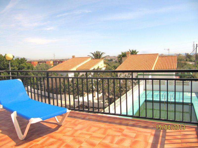Vue extérieure de la location Location Villa 51868 Peñíscola