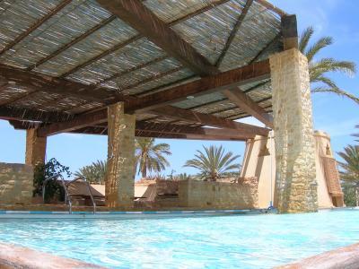 Vue ext�rieure de la location Location Appartement 52153 Djerba