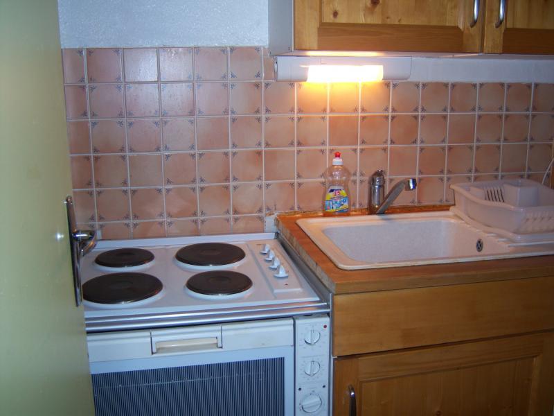Cuisine indépendante Location Appartement 52183 Les Menuires