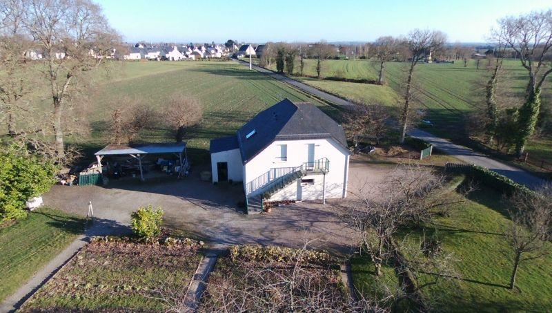 Vue extérieure de la location Location Maison 52274 Saint Cast Le Guildo