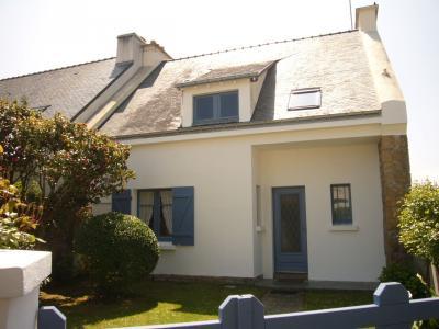 Vue ext�rieure de la location Location Maison 52538 Quiberon