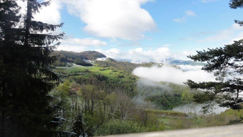 Vue de la terrasse Location Chalet 52709 Villard de Lans - Corrençon en Vercors