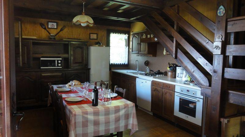 Coin cuisine Location Chalet 52709 Villard de Lans - Corrençon en Vercors
