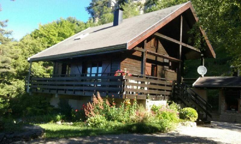 Vue extérieure de la location Location Chalet 52709 Villard de Lans - Corrençon en Vercors