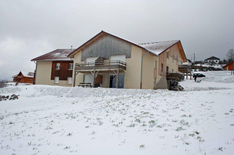 Vue extérieure de la location Location Appartement 52947 Gérardmer
