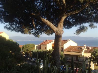 Vue depuis la location Location Studio 53234 Ajaccio