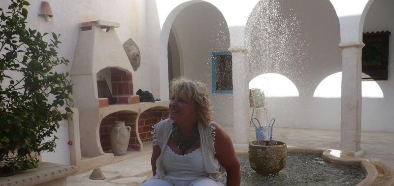 Vue depuis la location Location Appartement 53348 Djerba