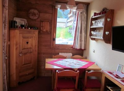 Salle à manger Location Studio 53667 Valmorel
