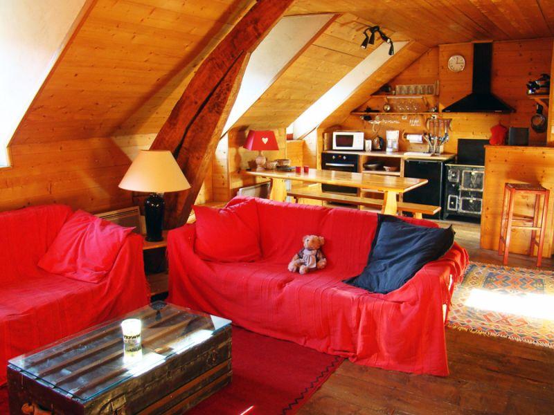 Location Appartement 53707 Luz Saint Sauveur