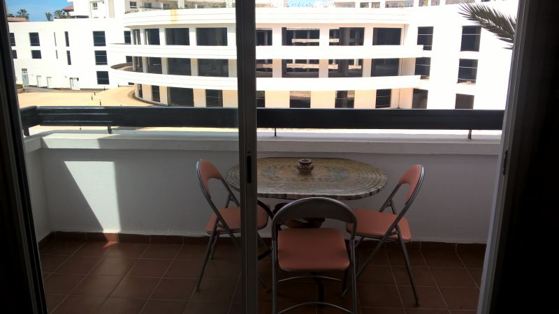 Balcon 1 Location Appartement 54064 Agadir