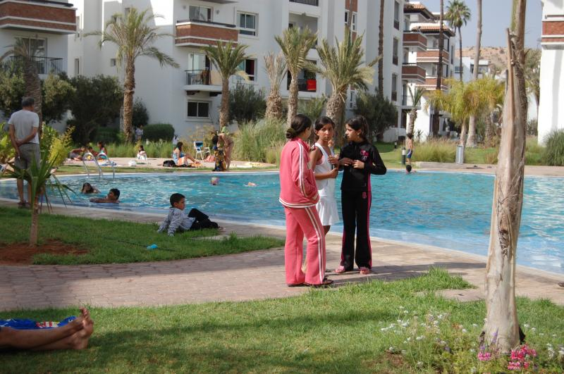 Piscine Location Appartement 54064 Agadir