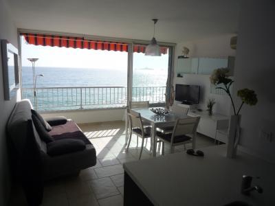 Vue depuis la location Location Appartement 54163 Ajaccio