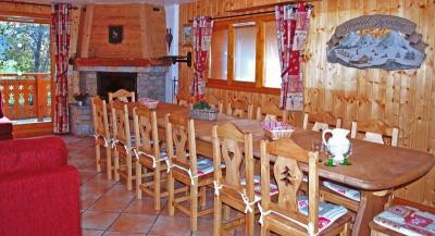 Salle à manger Location Chalet 54174 Méribel