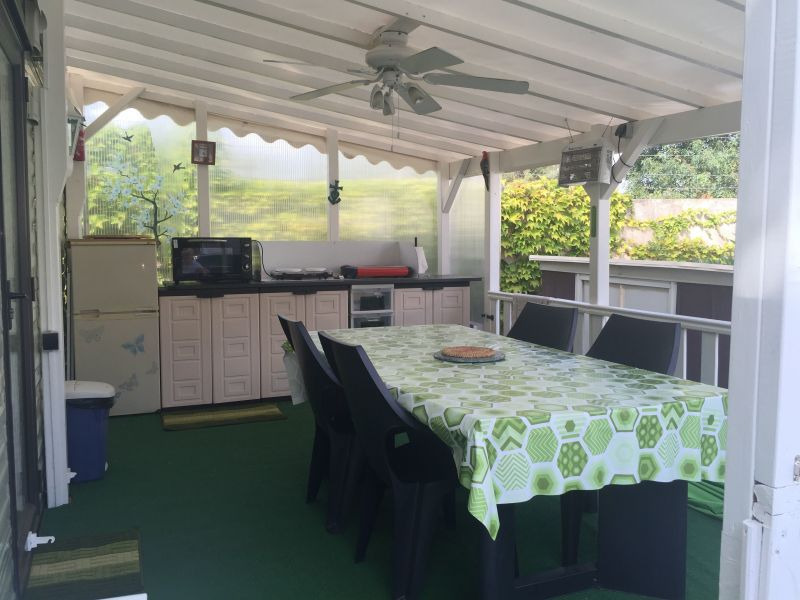 Terrasse Location Mobil-home 54184 Vias Plage