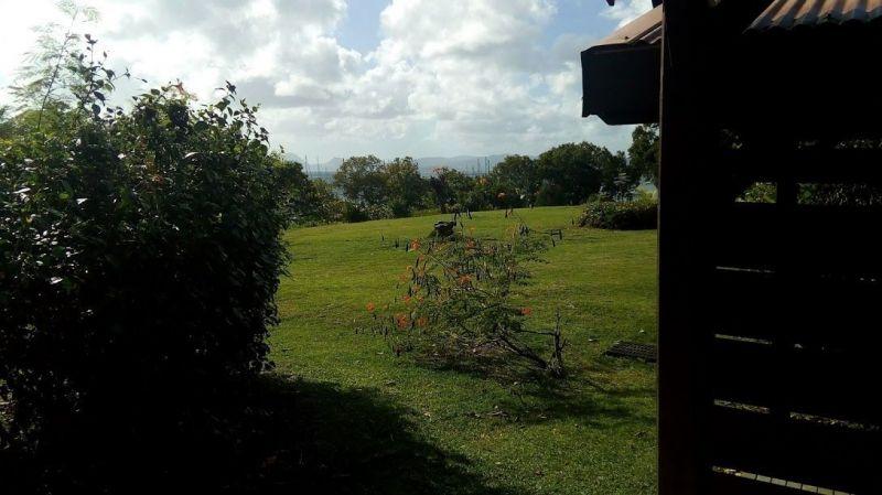 Vue depuis la location Location Studio 54186 Sainte Anne (Martinique)