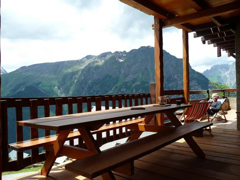 Balcon Location Chalet 54265 Alpe d'Huez