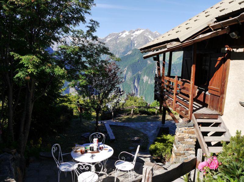 Terrasse Location Chalet 54265 Alpe d'Huez