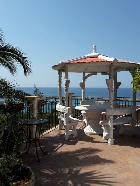 Vue de la terrasse Location Villa 54358 Capo d'Orlando