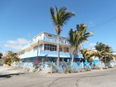 Vue extérieure de la location Location Appartement 54370 Flic-en-Flac
