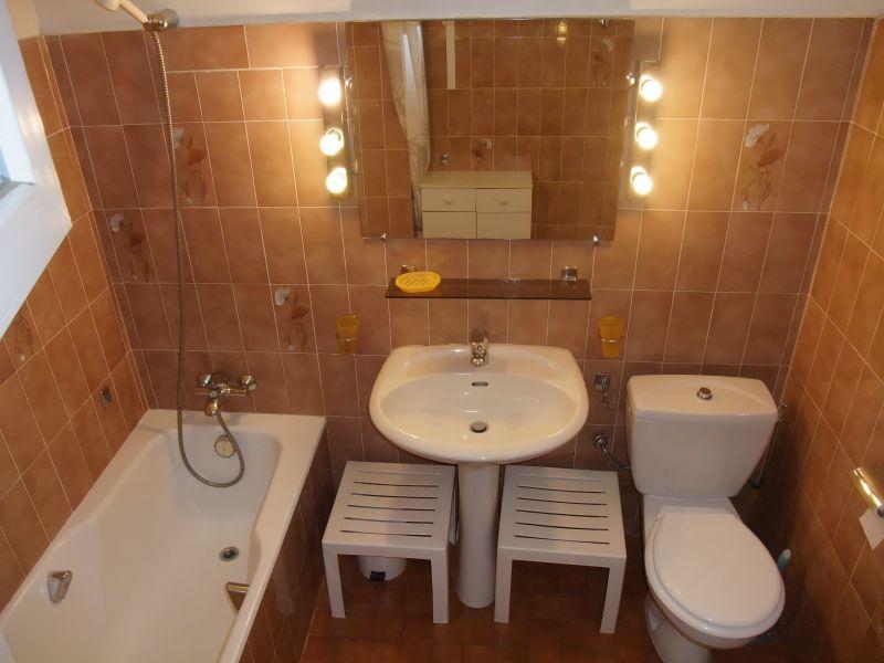 salle de bain Location Studio 5456 Antibes