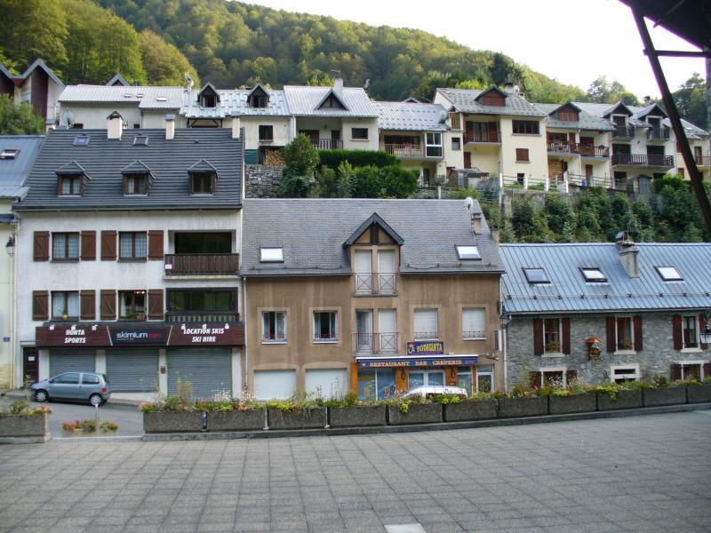 Vue extérieure de la location Location Appartement 54628 Lourdes