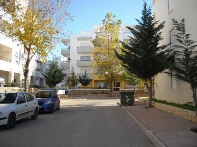 Vue ext�rieure de la location Location Appartement 54672 Tavira
