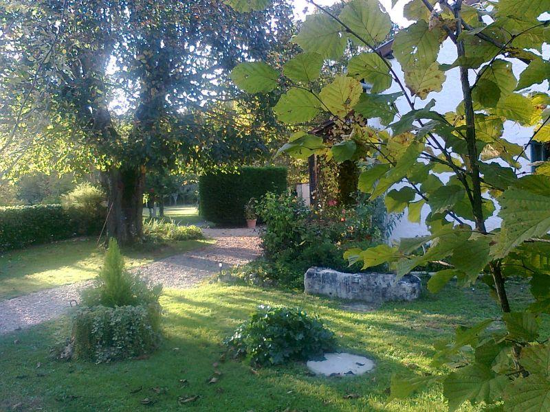 Jardin Location Gite 54756 Périgueux