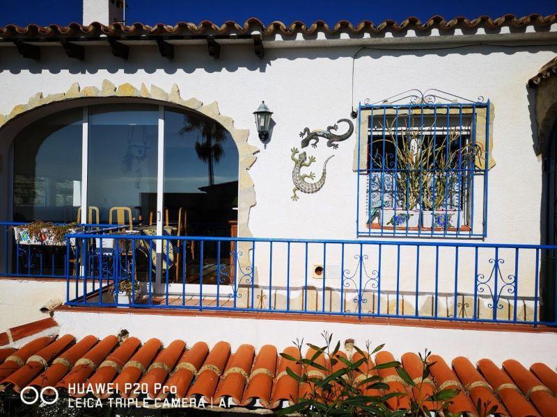 Salle à manger Location Bungalow 54771 Benissa