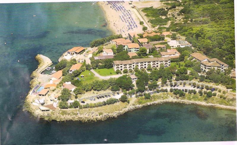 Vue depuis la location Location Appartement 54877 Isola di Capo Rizzuto