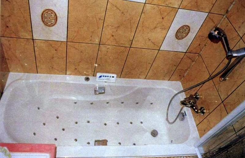 salle de bain Location Appartement 5501 Cannes