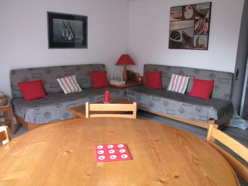 Séjour Location Appartement 55055 Quiberon