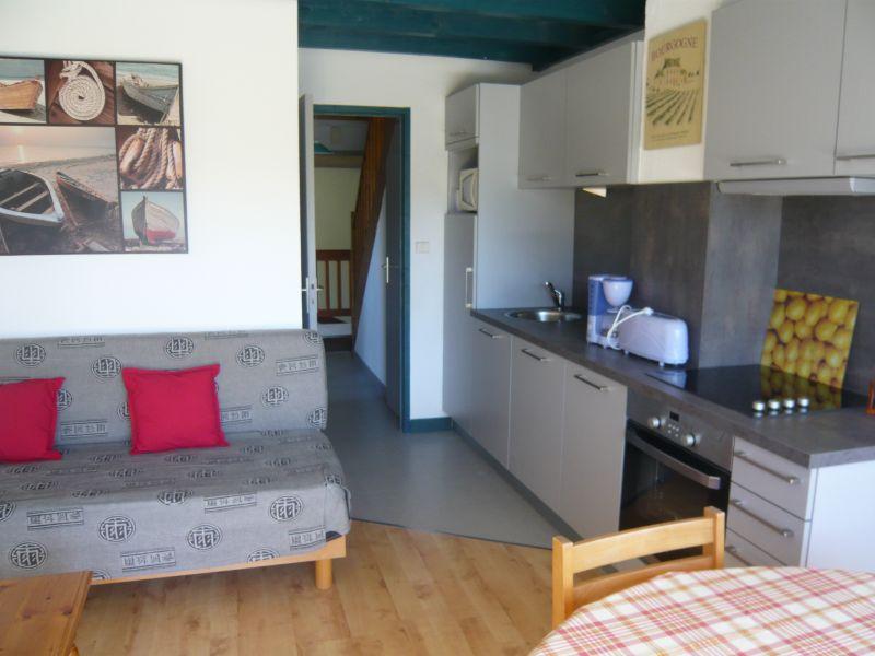 Coin cuisine Location Appartement 55055 Quiberon