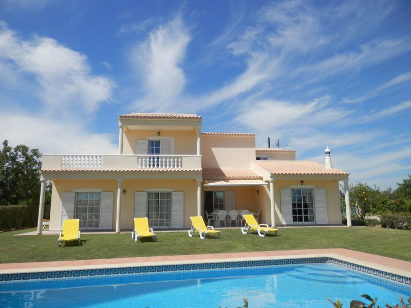 Vue extérieure de la location Location Villa 55253 Vilamoura