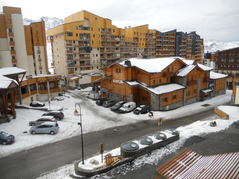 Vue du balcon Location Appartement 55272 Val Thorens