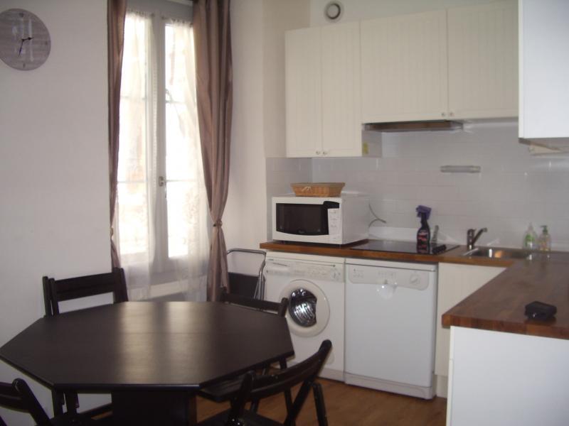 Vue du balcon Location Appartement 55364 Cauterets