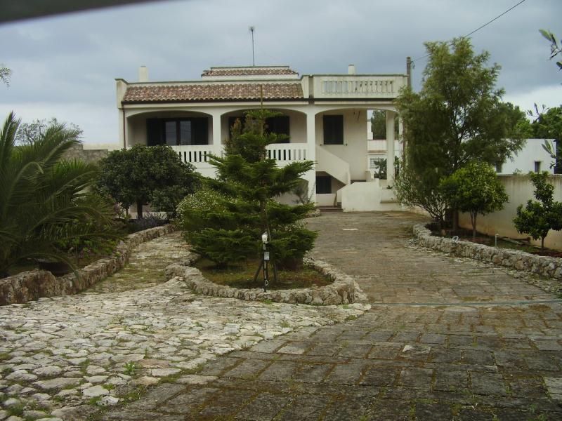 Vue extérieure de la location Location Appartement 55406 Santa Maria di Leuca