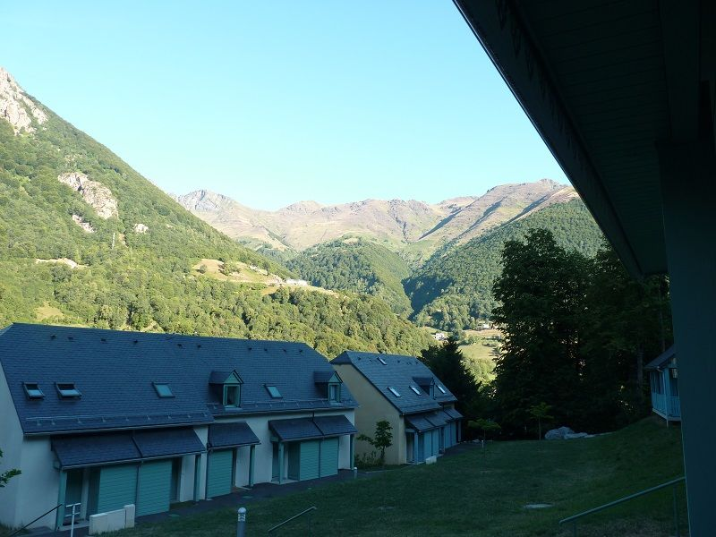 Vue du balcon Location Appartement 55414 Cauterets