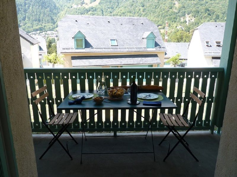 Terrasse 1 Location Appartement 55414 Cauterets