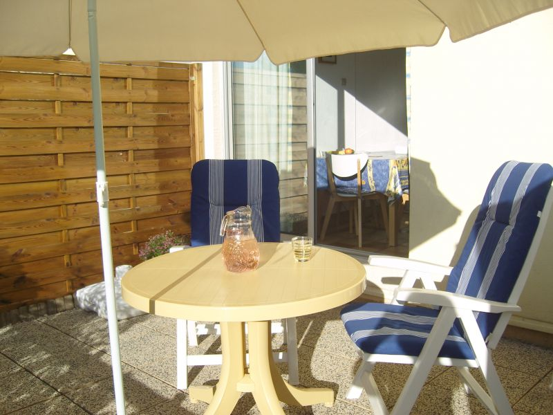 Terrasse Location Appartement 55415 Cap d'Agde