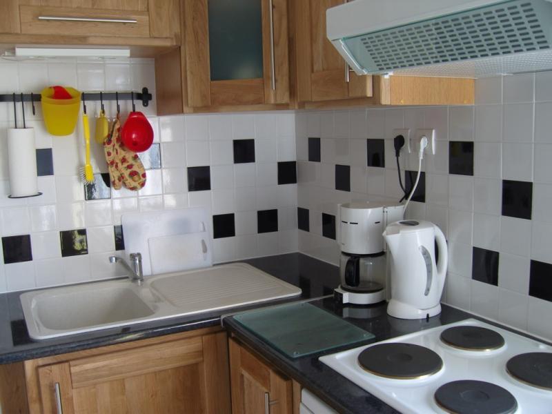 Cuisine américaine Location Appartement 55415 Cap d'Agde