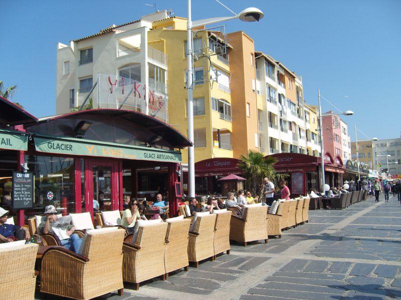 Vue à proximité Location Appartement 55415 Cap d'Agde